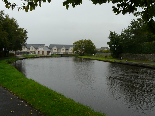 The Union Canal at Ratho