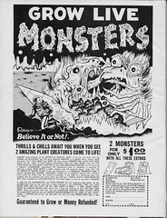 Famous Monsters No. 32 Back Cover ( Warren 1965 ) (Donald Deveau) Tags: famousmonsters magazine kingkong auroramodel ads growlivemonsters