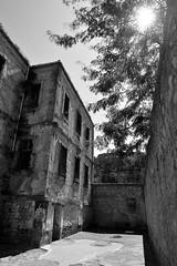 Sinop Cezaevi (esercakarlar) Tags: sinop prison turkey monochrome bnw blackandwhite architectural museum travel journalism