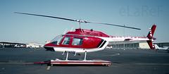 N242TK Bell 206 Jet Ranger msn 569 (eLaReF) Tags: n242tk bell 206 jet ranger msn 569