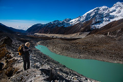 Gocha-la trek in Sikkim, India (David Ducoin) Tags: asia dzongri gochala greenlake highmountain hike hiking himalaya india kangchenjunga lake mountain nationalpark nature sikkim trek treking trekking walking gangtok in