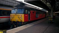 47767 (dave hudspeth photography) Tags: trains track railway britishrail nostalga iconic diesel elecric transport davehudspeth class47 class43 class37 hst york newcastle station
