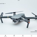 These are my drones and registered to me; with flight records thumbnail