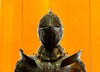 The Knight (thedailyjaw) Tags: knight armor france versailles guard kingsguard knightinshiningarmor colorfulbackground orange design detail d610 nikon 85mm europe palaceofversailles chateaudeversailles palace mansion ornate