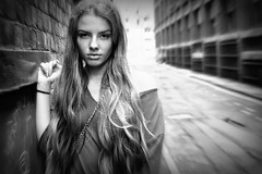 Liv to the Rhythm (plot19) Tags: love liv light olivia family fashion fasion nikon north northern northwest street teenager girl blackwhite england english plot19 photography portrait daughter manchester