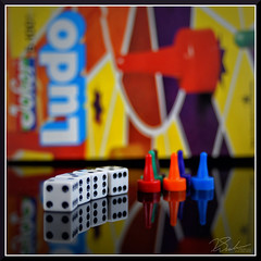Ludo_5851 (bjarne.winkler) Tags: ludo known indian game pachisi setup