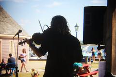 Peakes fiddler