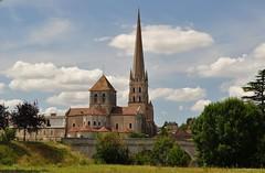 Saint-Savin sur Gartempe - août 2017 (Chaufglass) Tags: saintsavinsurgartempe eglise vienne valléedelavienne monument france abbaye architecture patrimoine
