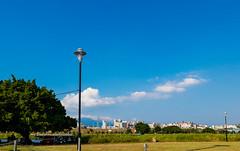 天氣很好 (Leonarka(阿傑)) Tags: 運動 球 eos80d 河堤