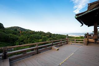 清水の舞台 - 清水寺 / Kiyomizu-dera Temple