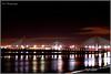 The Mersey Gateway Bridge (ParrPhotography) Tags: merseygateway mersey bridge runcorn widness liverpool river rivermersey night