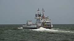 M/V Floyd J. Lupton (SchuminWeb) Tags: schuminweb ben schumin web may 2017 county north carolina nc northcarolina outer banks obx outerbanks hyde mv ocracoke hatteras ferry ferries system boat boats island route highway rt hwy high way ways highways routes 12 inlet inlets state beach road transport transportation public estuary northcarolinaferrysystem ferrysystem ferryboat ferryboats islands hatterasinlet beachroad riverclass river class floydjlupton floyd j lupton roads