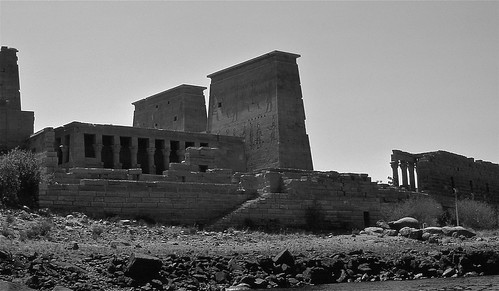 Temple of Isis ...