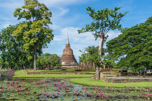 sukhothai - thailande 6