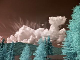 Big Cloud Day - 665nm IR