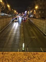 Paris Frances ~ Death of Diana ~ Princess of Wales ~ Pont de l'Alma road tunnel