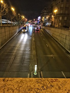 Paris Frances ~ Death of Diana ~ Princess of Wales ~ Pont de l'Alma road tunnel