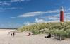 Beach & Lighthouse (hanneketravels) Tags: summer beach netherlands texel nederland dunes sunny ligthouse wadden