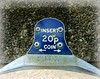 insert 20p Coin (John(cardwellpix)) Tags: 7th august 2017 insert 20p coin stand platform weighing scales bognor west sussex