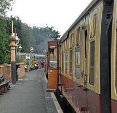 Platform (amandabhslater) Tags: severnvalleyrailway svr bridgnorth shropshire train steam