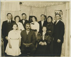 1914 or so - Jacob & Alice Swank family