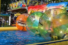 2017 Wasserspiele beim Mainfest in Frankfurt (mercatormovens) Tags: frankfurt main mainufer city wasserspiele kinder mainfest