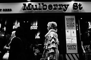 Mulberry St. - Paris - Quartier Latin