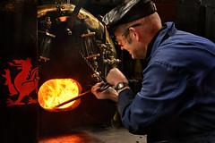 Flickr Hefin (PentlandPirate of the North) Tags: steam engine driver fire raking wales llanberis padarn dolbadarn