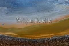 40082455 (wolfgangkaehler) Tags: 2017 europe european iceland icelandic island highlands centraliceland hveravellir hveravellirhotspringsarea volcanic volcanicactivity geothermalarea mineraldeposit mineralcrystals mineraldeposits hotsprings colorful algae detail