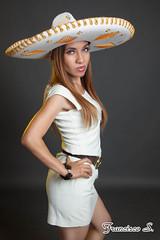 _MG_9209 (Pancho S) Tags: modelo modelos model modéle modello chica chicas gir girls mujer mujeres woman femme filles glamour belleza bellezas beauty cute sexy sensual sensualidad méxico mexicantraditions tradicionesmexicanas charros sombrero