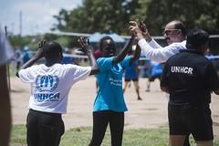 UN family holds Sports Day (UNMISS MEDIA) Tags: winner one un unmiss undp unwomen wfp who unaids fao unfpa unep iom unesco unhcr unops unido unicef undss unmas unhabitat andunocha juba southsudan