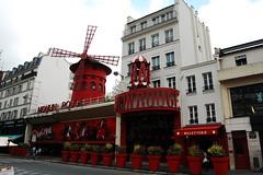 DSC_0690 (bluemotorcycle01) Tags: paris moulin rouge france red vivid color
