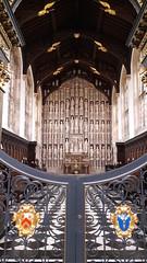 All Souls College chapel, Oxford (Pjposullivan1) Tags: allsoulscollege oxforduniversity collegechapel nave reredos