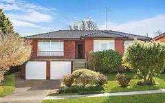 16 Barellan Avenue, Carlingford NSW