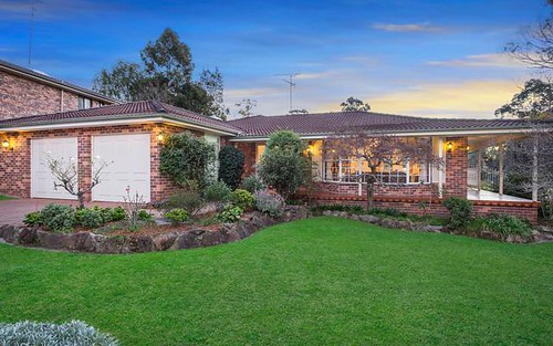 1 Dewhurst Av, Castle Hill NSW 2154