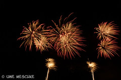 Feuerwerk Stadtfest Dresden 2017 (binax25) Tags: feuerwerk fireworks dresden stadtfest licht light nacht abend night rakete pyrotechnik