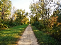 Elroy-Sparta and 400 Trail Overnight (guidedbybicycle) Tags: custom steel bike tour bicycle wisconsin elroy sparta 400 trail rail trails railtrail nature touring camping panniers racks gravel