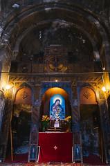 Inside Sevanavank (runovv) Tags: armenia summer caucasus mountains sevan sevanavank church armenian monastery christianity religion