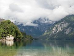Bohinjsko Lake, Slovenia