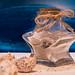 Strand im Glas (Beach in the glass)