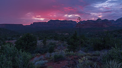 Sedona Colors at Sunset (Ken Krach Photography) Tags: sedonaarizona