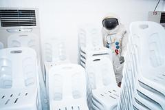 Astronaut by jobChaowadee - Bangkok, Thailand