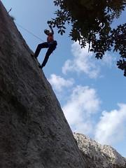 climbing @Portafortuna (formilock) Tags: krk otokkrk baska portafortuna sportclimbing sportklettern climbing climb climbmore croatia kroatien hrvatska hrvaška hangbytherope iloveclimbing