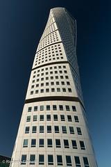 Turning Torso II (Riccardo Ghinelli) Tags: malmo svezia grattacielo turningtorso skyscraper