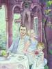 Andrew, Nastya & Nelly (Андрей, Настя и Нелли) (bogema) Tags: andrew nastya nelly familyportrait komarovo watercolour акварель андрей настя нелли комарово семейныйпортрет