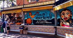Drink water (gerard eder) Tags: world travel reise viajes europa europe españa spain spanien valencia städte street streetlife stadtlandschaft city ciudades cityview cityscape streetart graffiti mercado outdoor