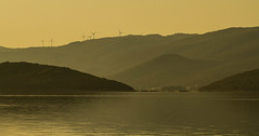 Early morning at the sea (jan.stefka) Tags: canoneos7d morning 2017 peljesac chorvatsko hrvatska mountains croatia drace ef100400 sea