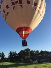 170813 - Ballonvaart Sebaldeburen naar Drachten 2