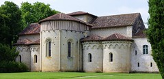 Chevet (J J D) Tags: chevet abbaye abbatiale église