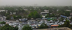 Delhi Smog & Traffic (JKIESECKER) Tags: india delhi traffic smog pollution